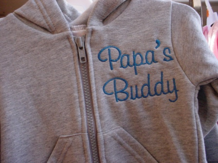 Papa\'s Buddy Jacket