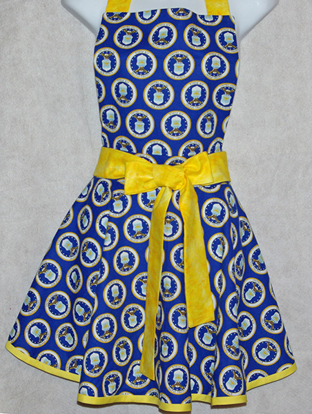Air Force Diva Apron