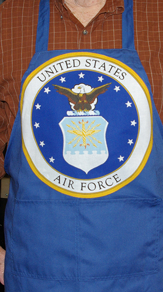 US Air Force Apron
