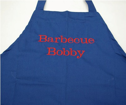 Barbecue Bobby Apron