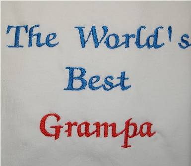 The World's Best Grampa Tee