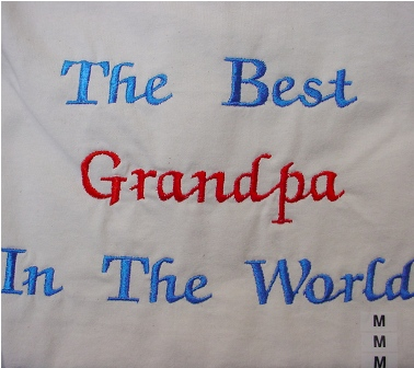 The Best Grandpa in the World Sweatshirt