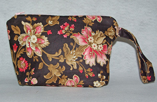 Chocolate Candy Cosmetic Bag