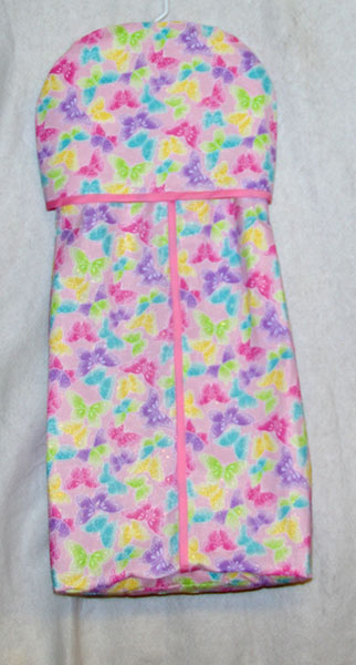 Butterfly Diaper Stacker