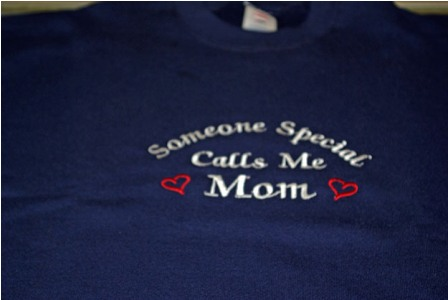 Someone Special Calls Me  Mom Tee