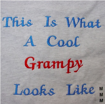 This Is What A Cool Grampy Looks Like Tee