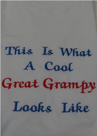 This Is What A Cool Great Grampy Looks Like Tee