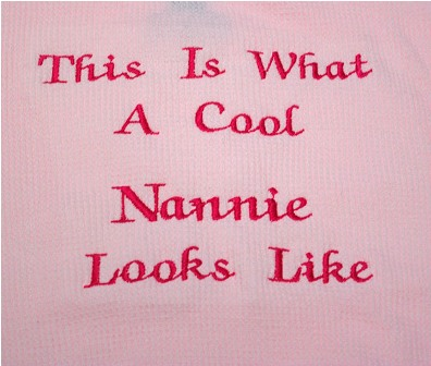 This Is What a Cool Nannie Looks Like Thermals