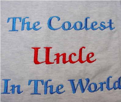The Coolest Uncle in the World Tee
