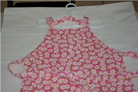 Daisy Children's Apron