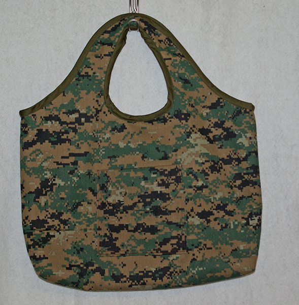 Digital Camouflage Bag