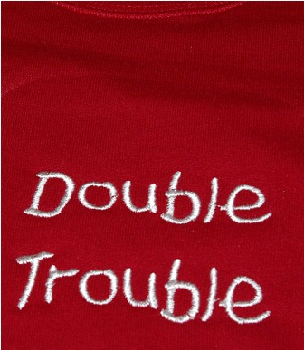 Double Trouble Sweatshirt