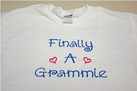 Finally a Grammie Sweatshirt
