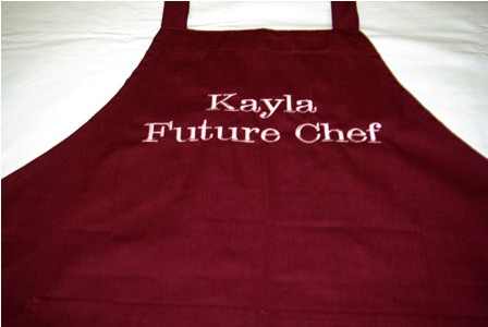 Future Chef Apron