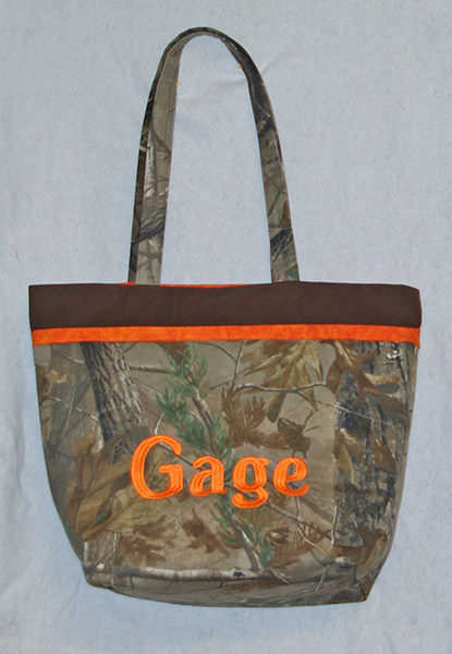 RealTree Personalized Bag