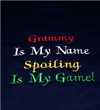 Grammy Is My Name Sweatshirt