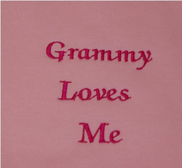 Grammy Loves Me Sweatshirt
