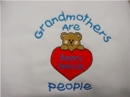 Grandmothers Are Very Special People Sweatshirt
