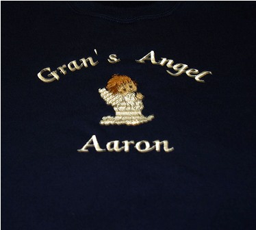 Gran's Angel Sweatshirt