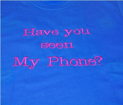 Have You Seen My Phone Tee