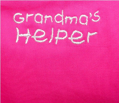 Grandma's Helper Apron