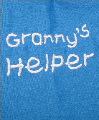 Granny's Helper Apron