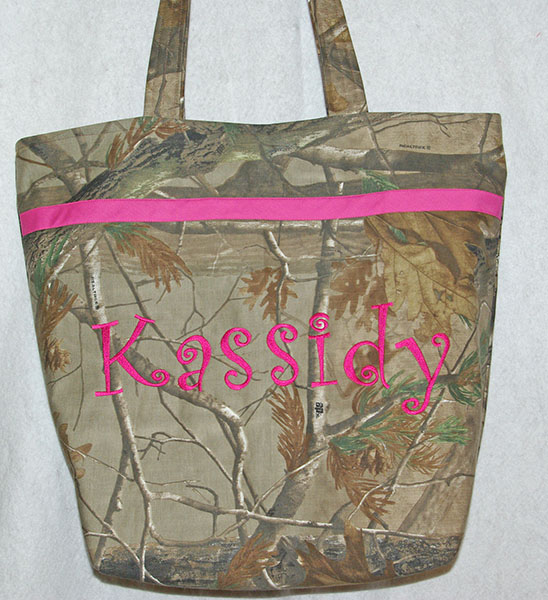 RealTree Personalized Girly Bag