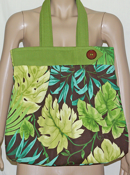 Beautiful Leaves Bag