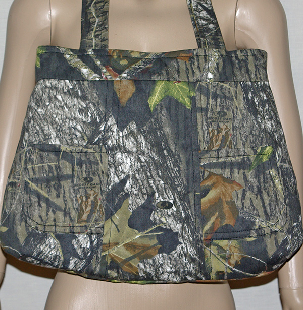 Mossy Oak Camouflage Bag