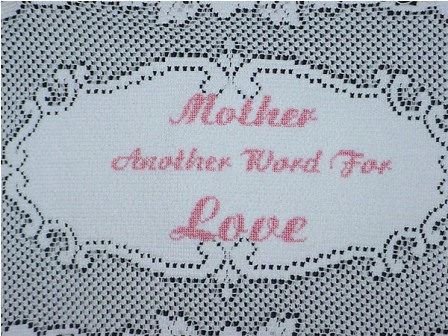 Mother Doily