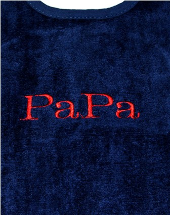 PaPa Adult Bib, $15.00 ...