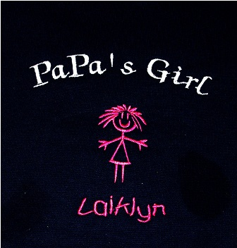 PaPa's Girl Sweatshirt