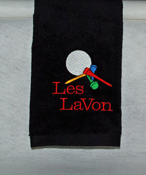 Golf Tees Golf Towel