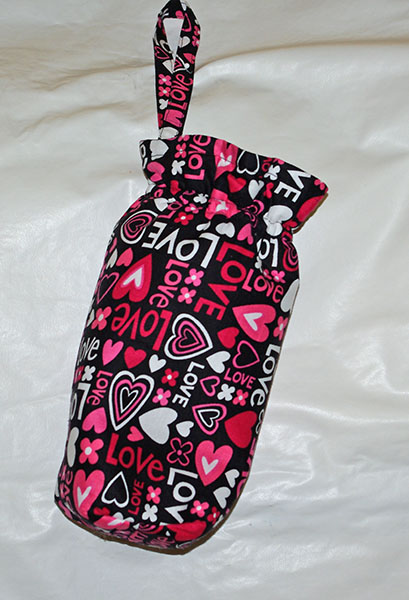 Water Bottle Carrier Bag