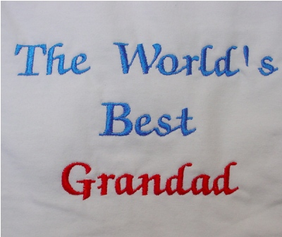 The World's Best Grandad
