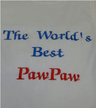 The World's Best PawPaw Tee