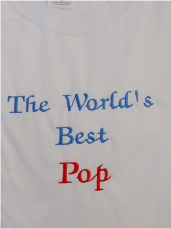 The World's Best Pop Tee